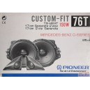 Pioneer TS-H2AT pre Mercedes Benz C W202 od 06 1993
