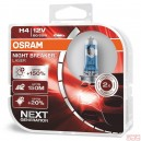H4 OSRAM Night Breaker Laser +150% BOX 2ks