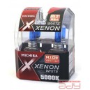 H8 MICHIBA Halogénová žiarovka Xenon White