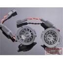 STEG MA25 výškový reproduktor pre zadné dvere Audi A4, A6, A8, Q5, Q7
