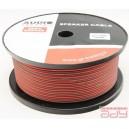 Reproduktorový kábel Audio Systém 2 x 1,5mm OFC Meď 100%