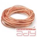 Reproduktorový kábel 2x 1,5mm 10m rolka OFC 100% meď
