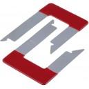 Kľúče pre demontáž autorádia FIAT
