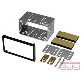 2DIN 06 univerzálny rámček pre autorádio