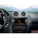 Alpine X800D-ML Mercedes ML (W164) / GL (X164) autorádio s navigáciou