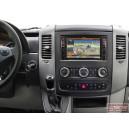 Alpine X800D-S906 pre Mercedes Sprinter S906 autorádio s navigáciou