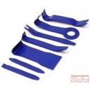 Plastové vyberáky 8ks modré