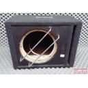 SUB BOX 200 s basstunelom pre 20cm subwofer MDF