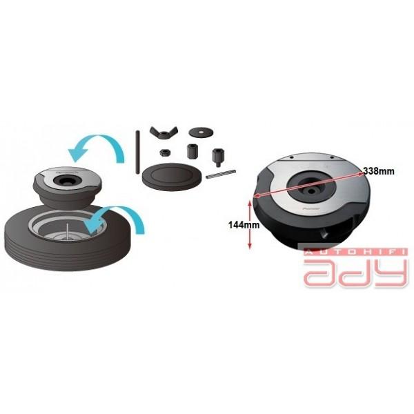 pioneer ts wx610a autohifi ady. Black Bedroom Furniture Sets. Home Design Ideas